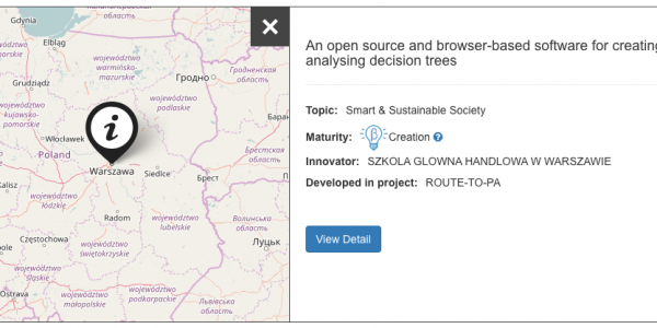A new open data platform for enhancing transparency of Public Administration